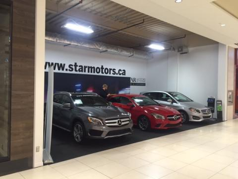 Star Motors, Steric Design & General Contracting