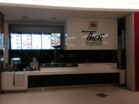 Thai Express, Bayshore Shopping Centre, Steric Design & General Contracting